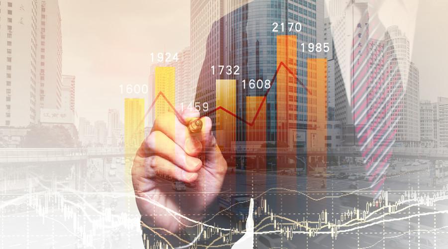 一图看懂碧桂园中报:销售额4124亿 净利润近翻番