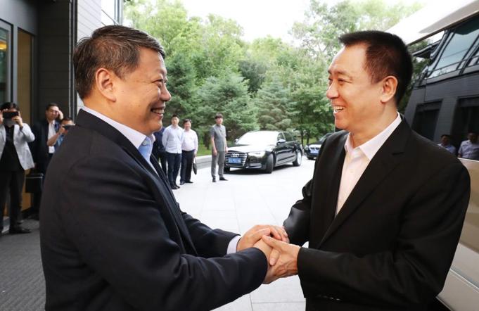 沈阳与恒大战略合作  建立三大产研基地聚焦新能源汽车产业