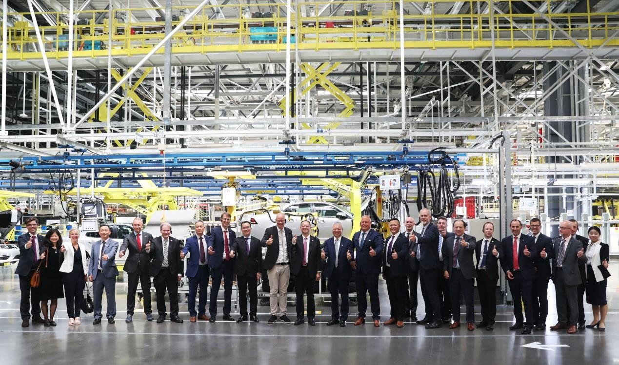恒大国能93量产展现成熟整车制造能力,全新车型将在明年推出